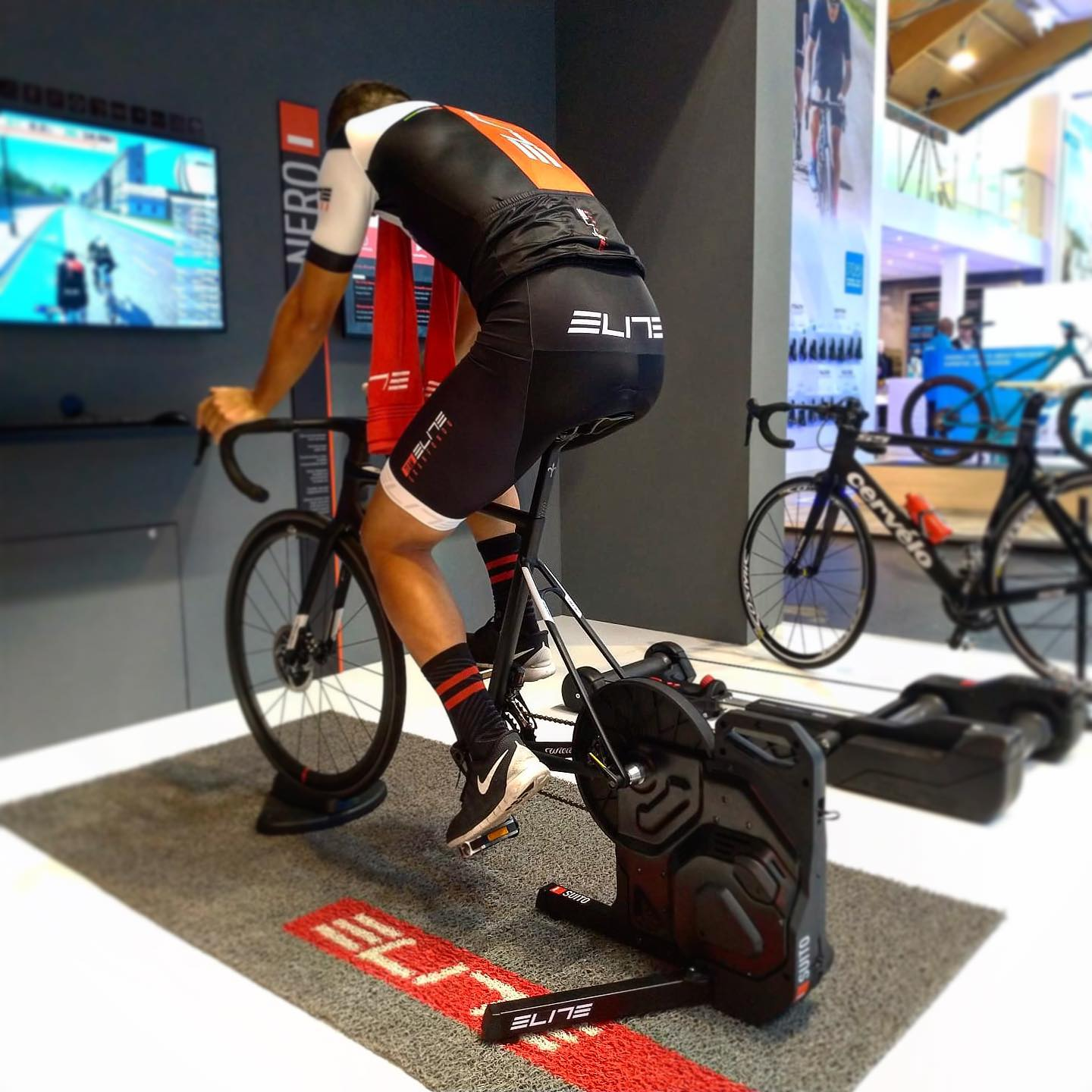 You are currently viewing EUROBIKE mit ELITE